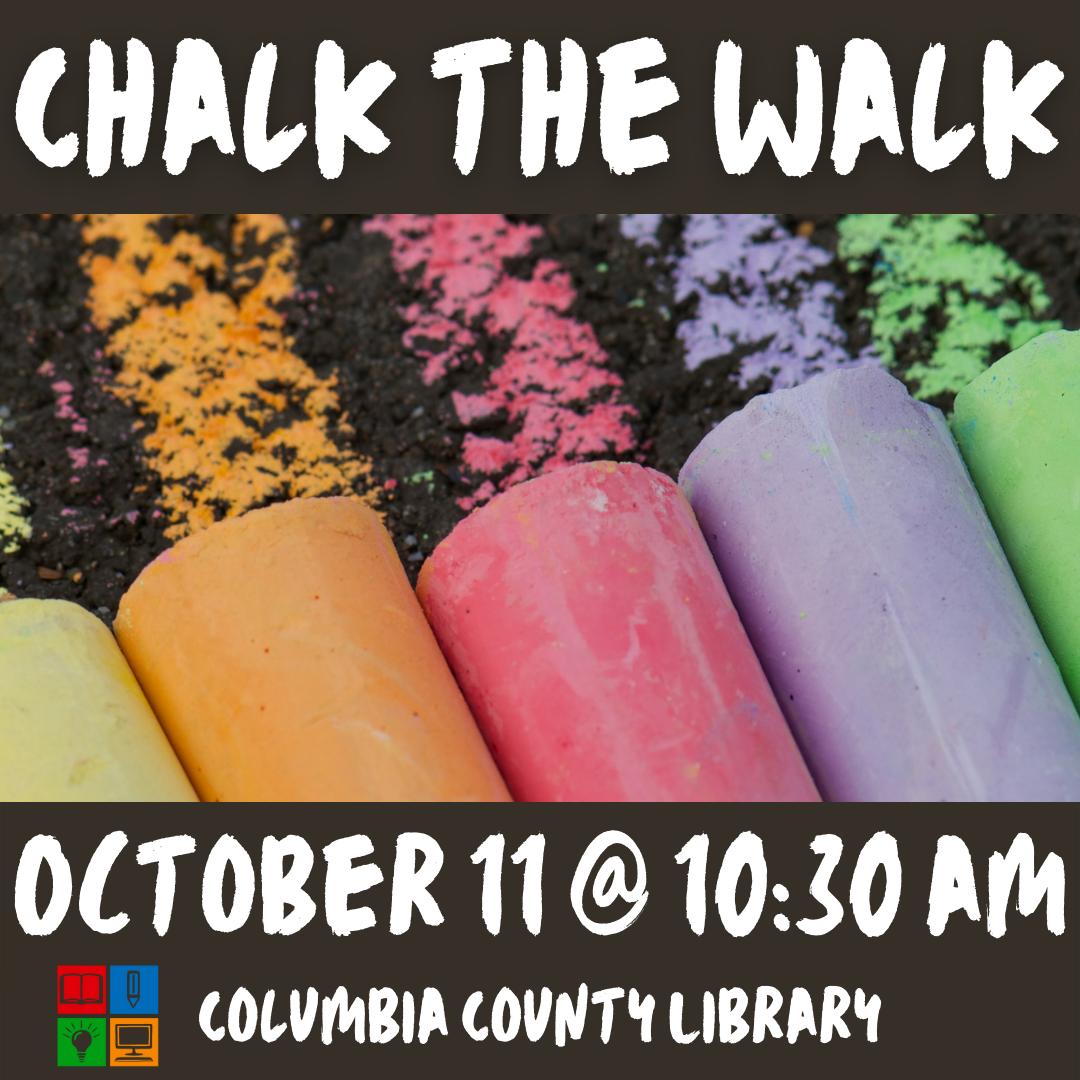 Chalk the Walk Logo