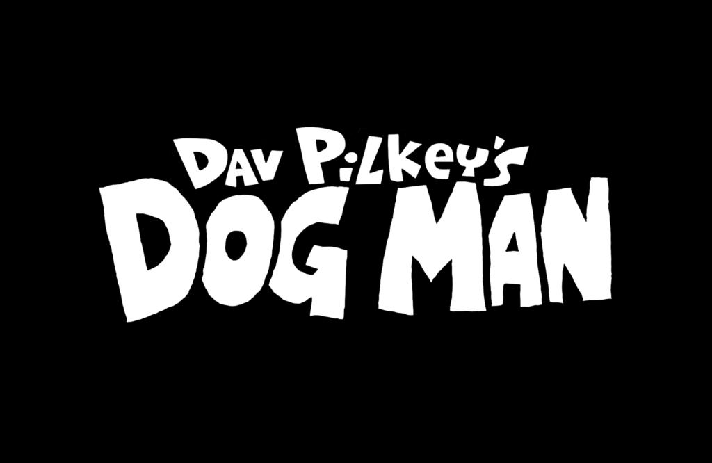 Dav Pilkey's Dog Man Logo
